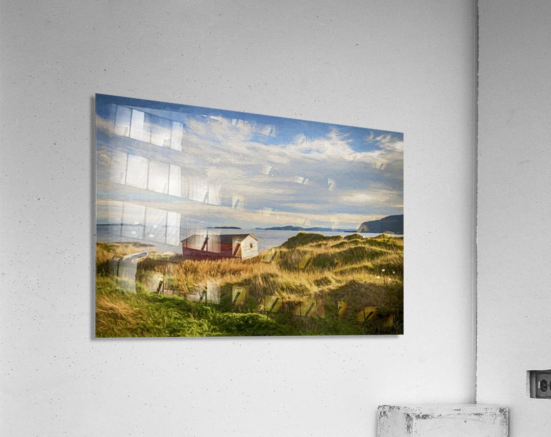 New Bonaventure Sunset 2  Acrylic Print