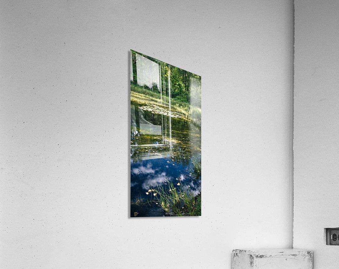 Monet style 2  Acrylic Print