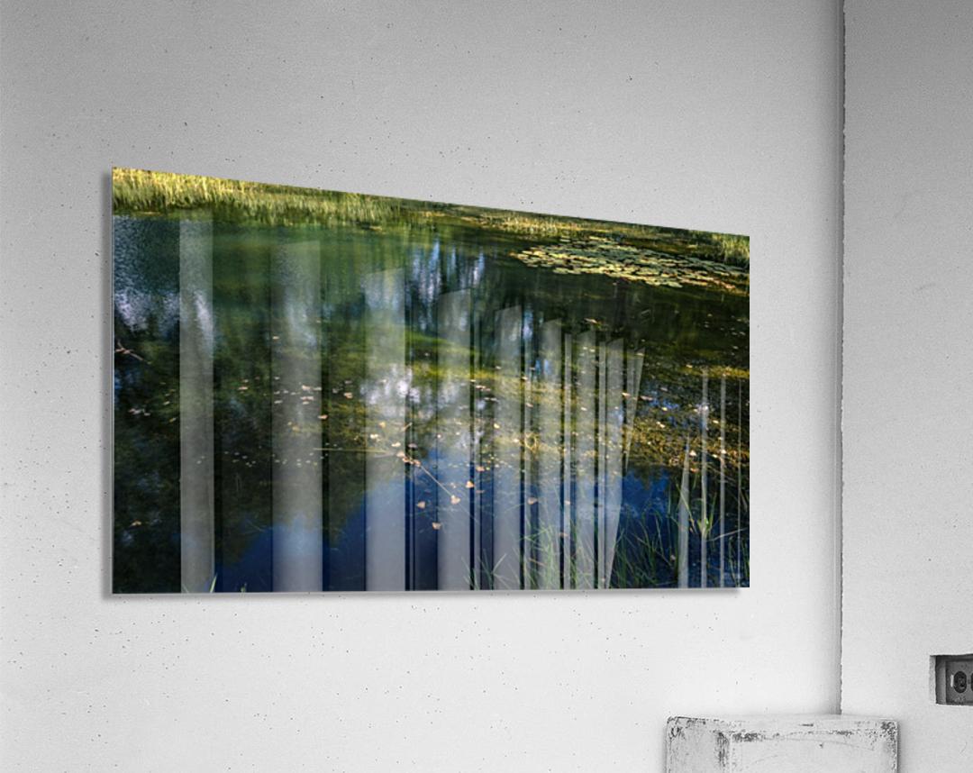 Monet style 3  Acrylic Print