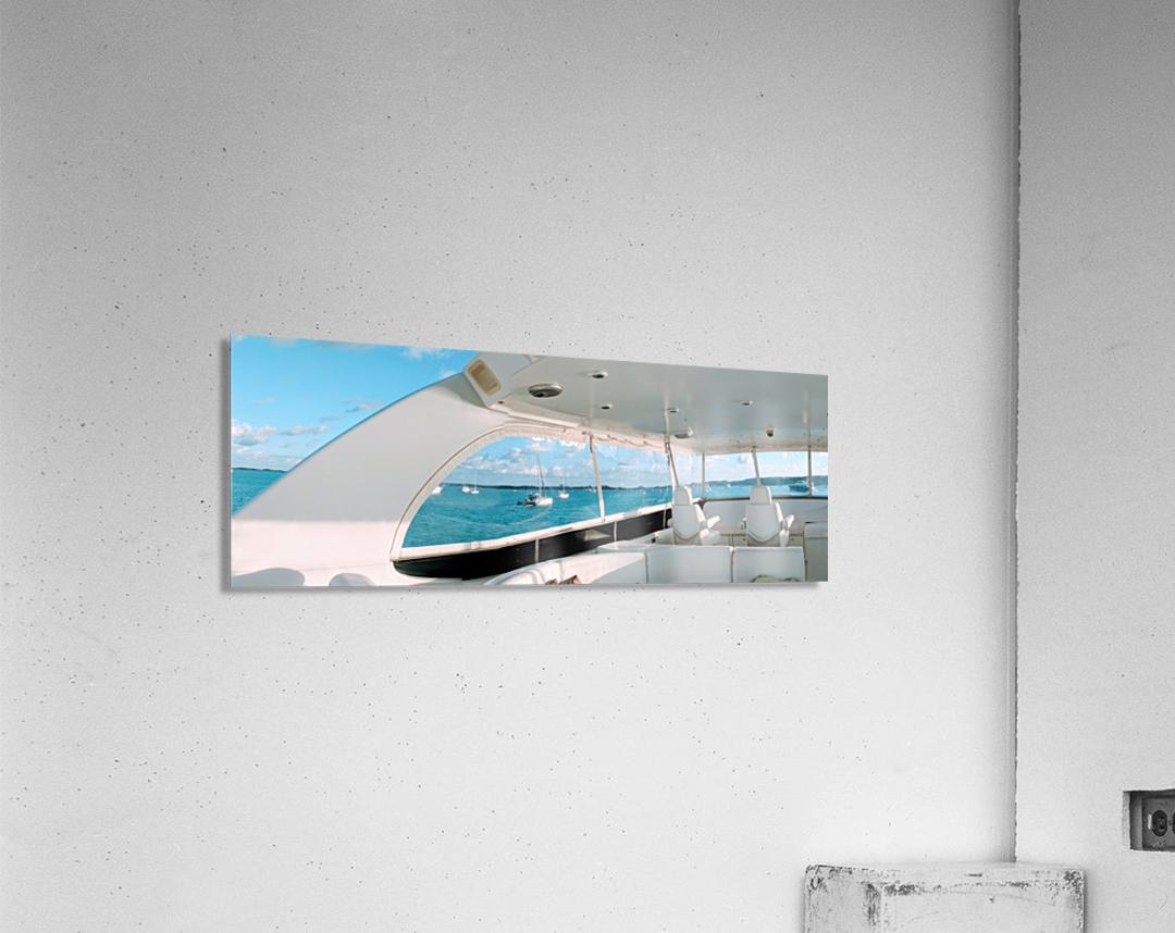 Bobbing in the Bahamas  Acrylic Print