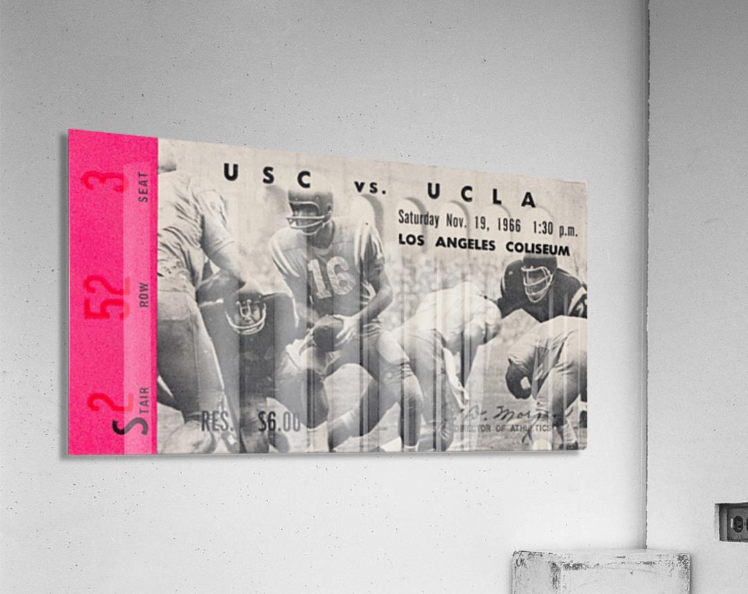 1966 UCLA vs. USC  Acrylic Print