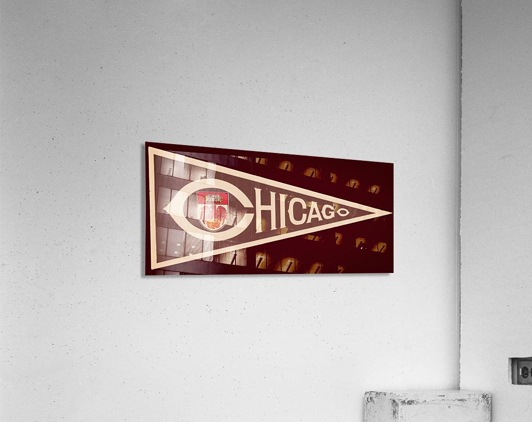 1950s University of Chicago  Acrylic Print