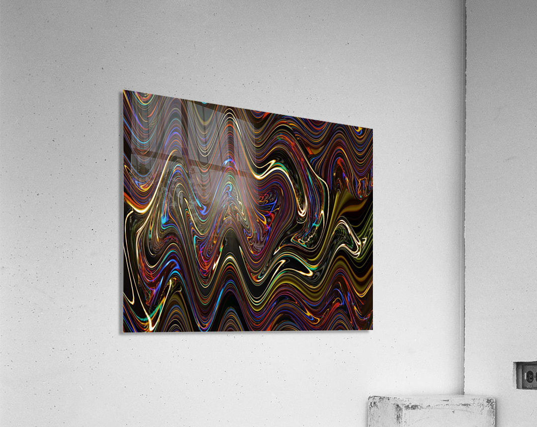 SCOOBY  Acrylic Print
