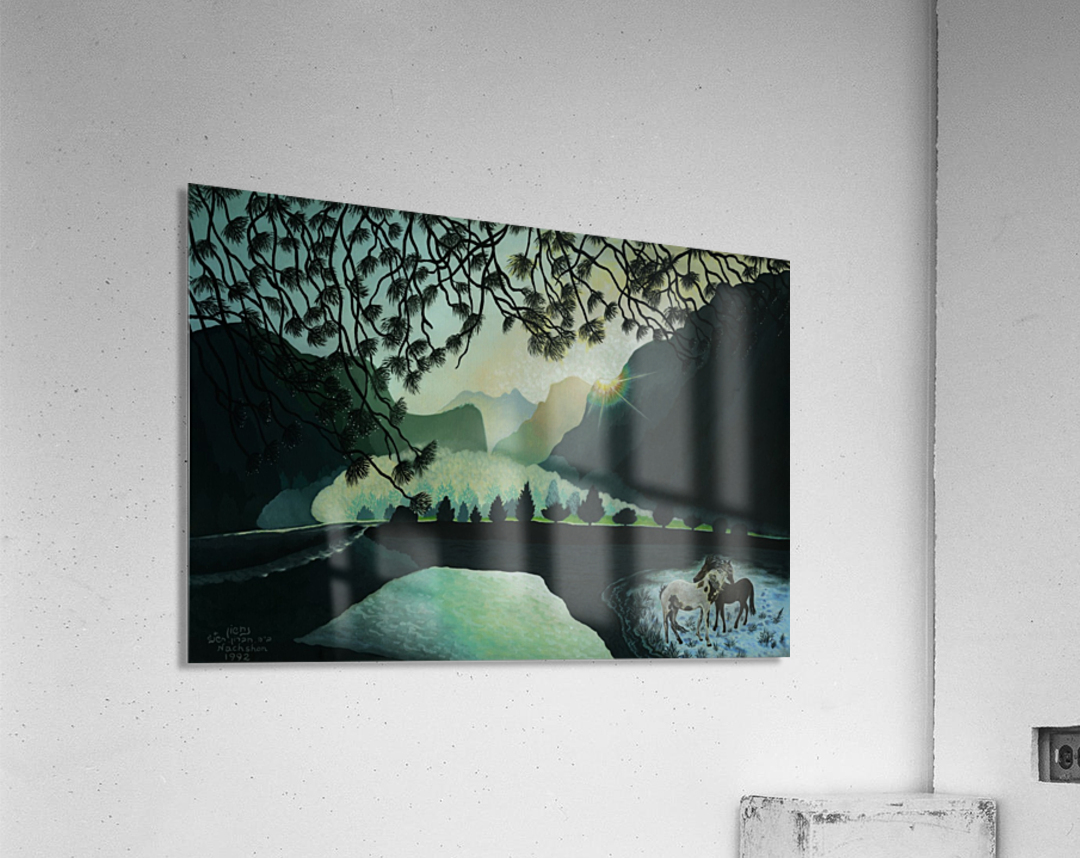 1992 033  Acrylic Print