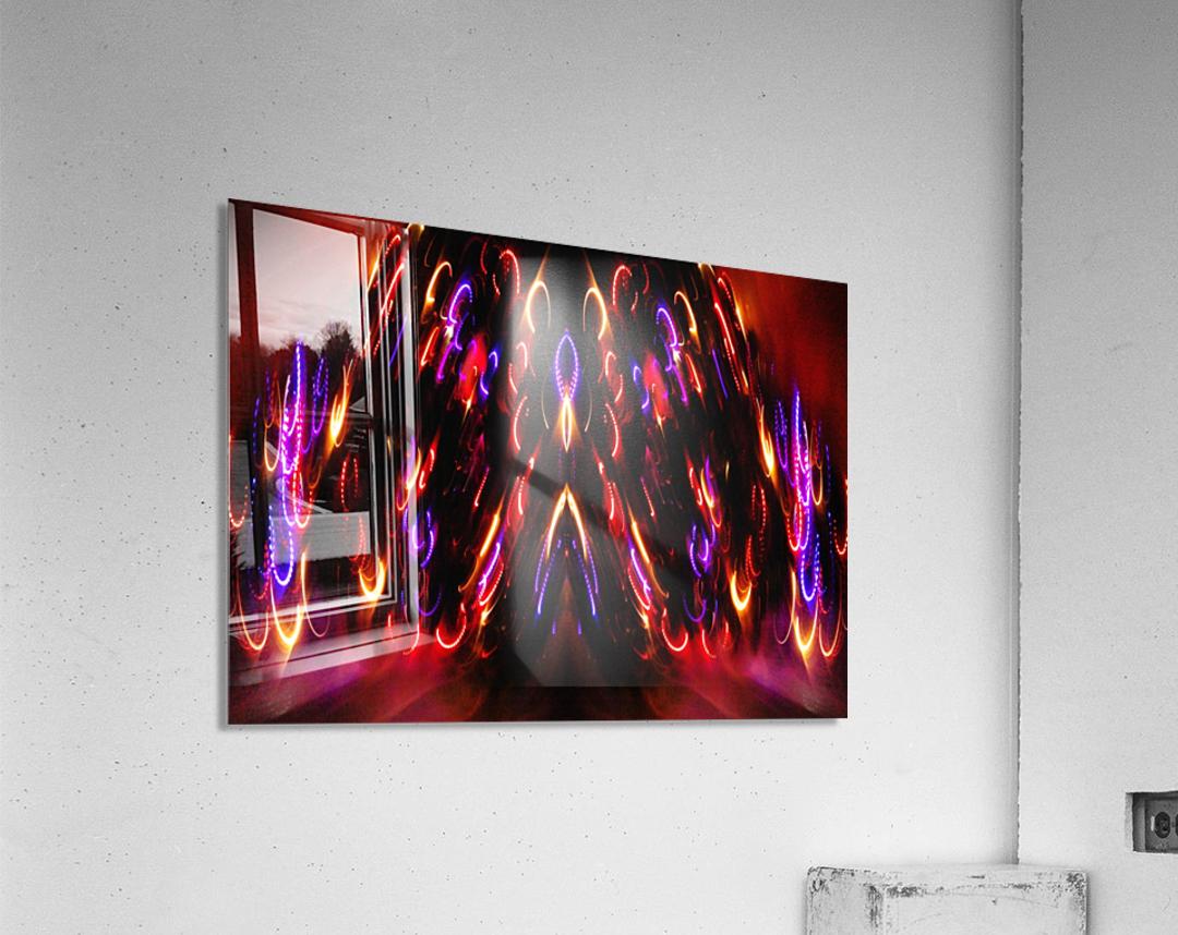 Lights15  Acrylic Print