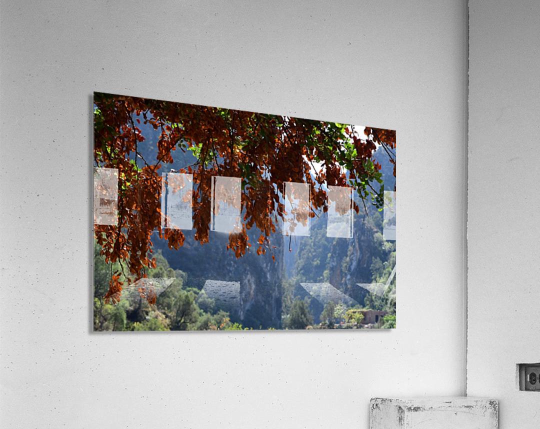 Akchour  Acrylic Print