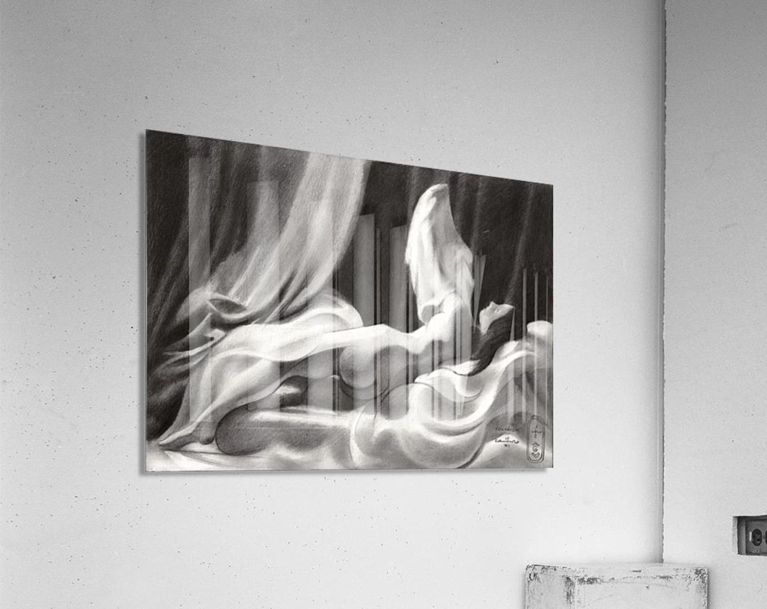Roundism – 15-11-20  Acrylic Print