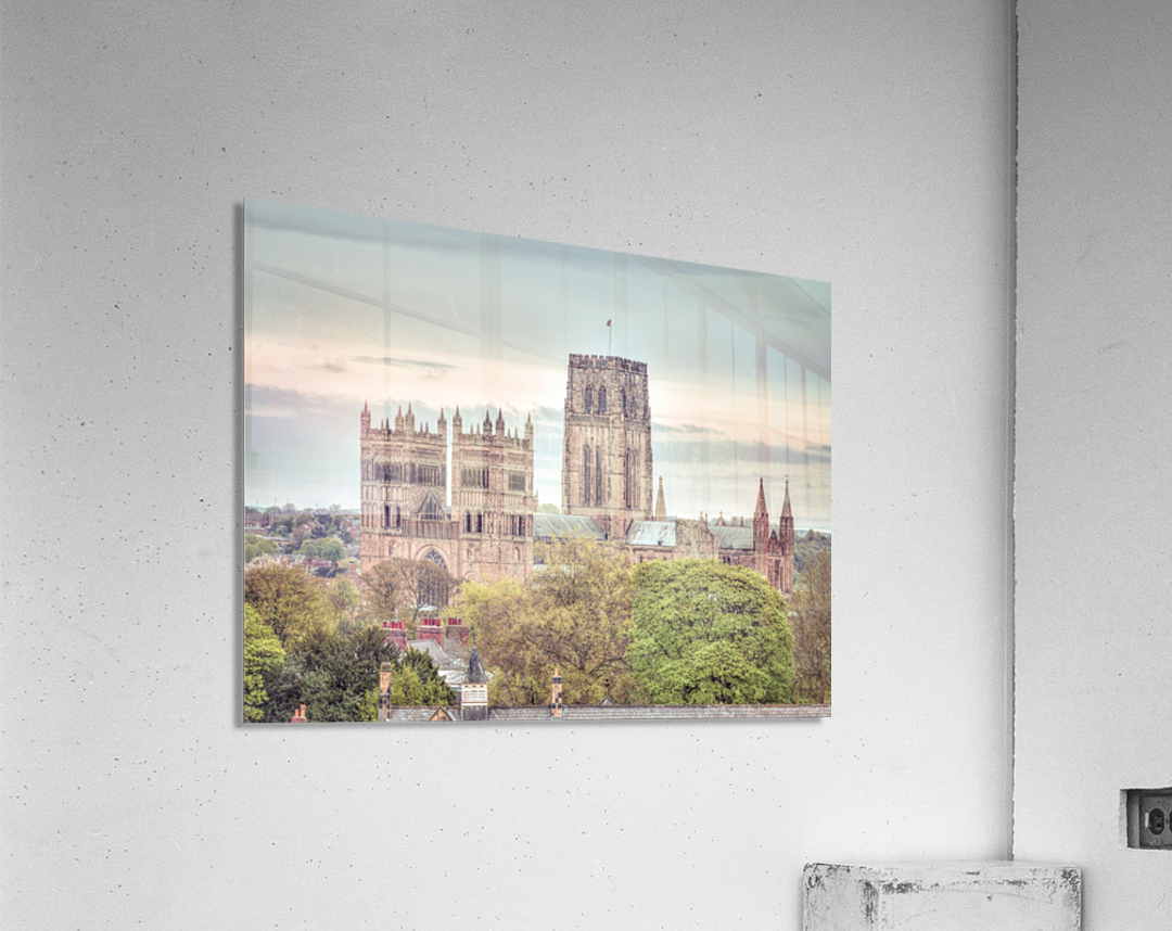Durham Cathedral  Acrylic Print