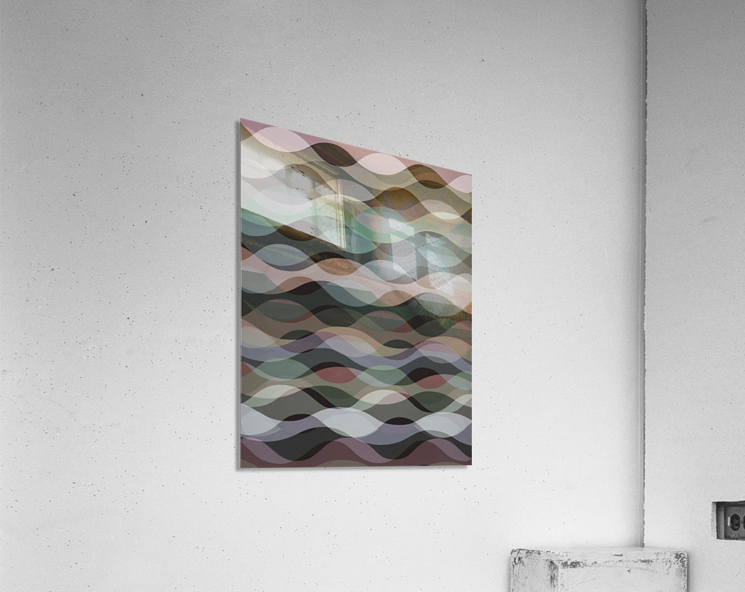 Abstract Composition 1127  Acrylic Print
