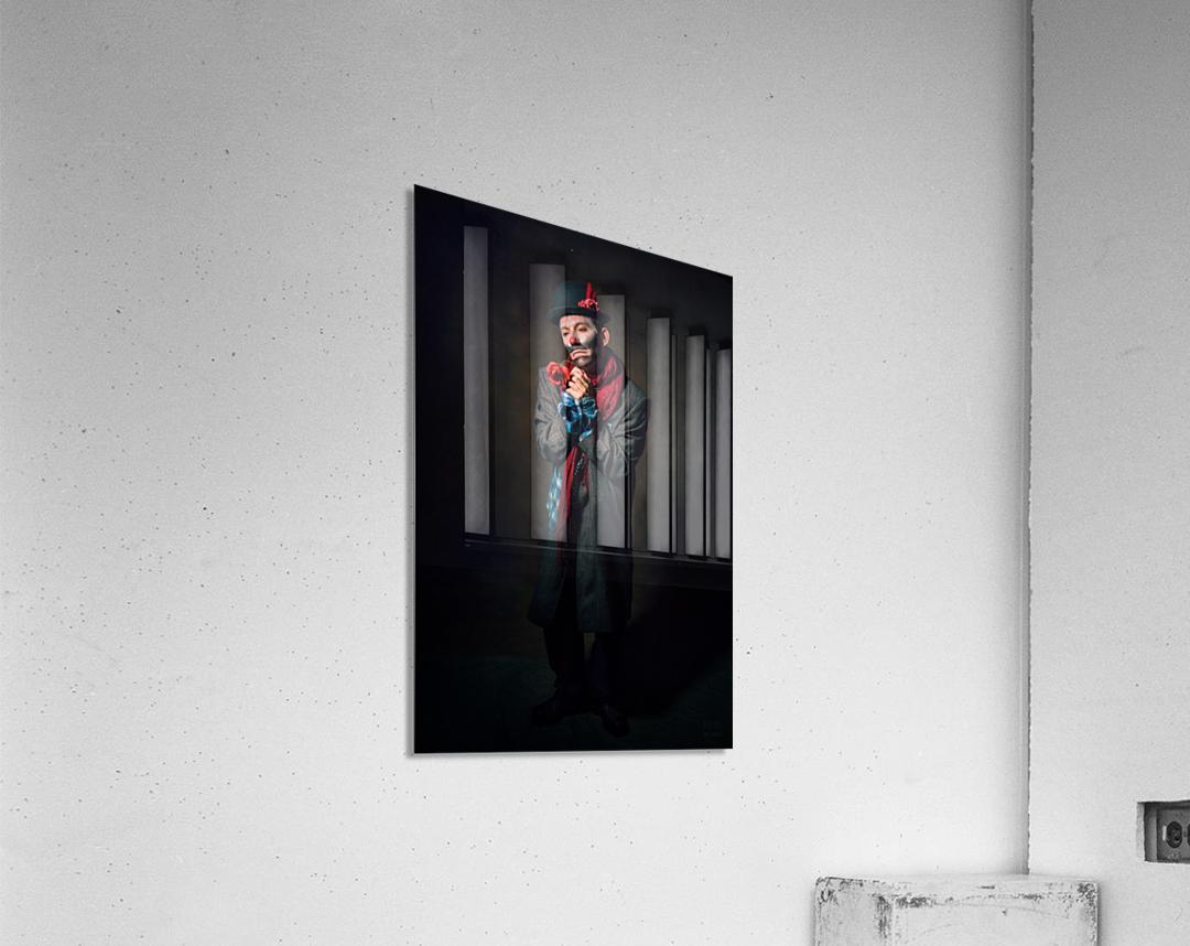 Auguste triste  Acrylic Print