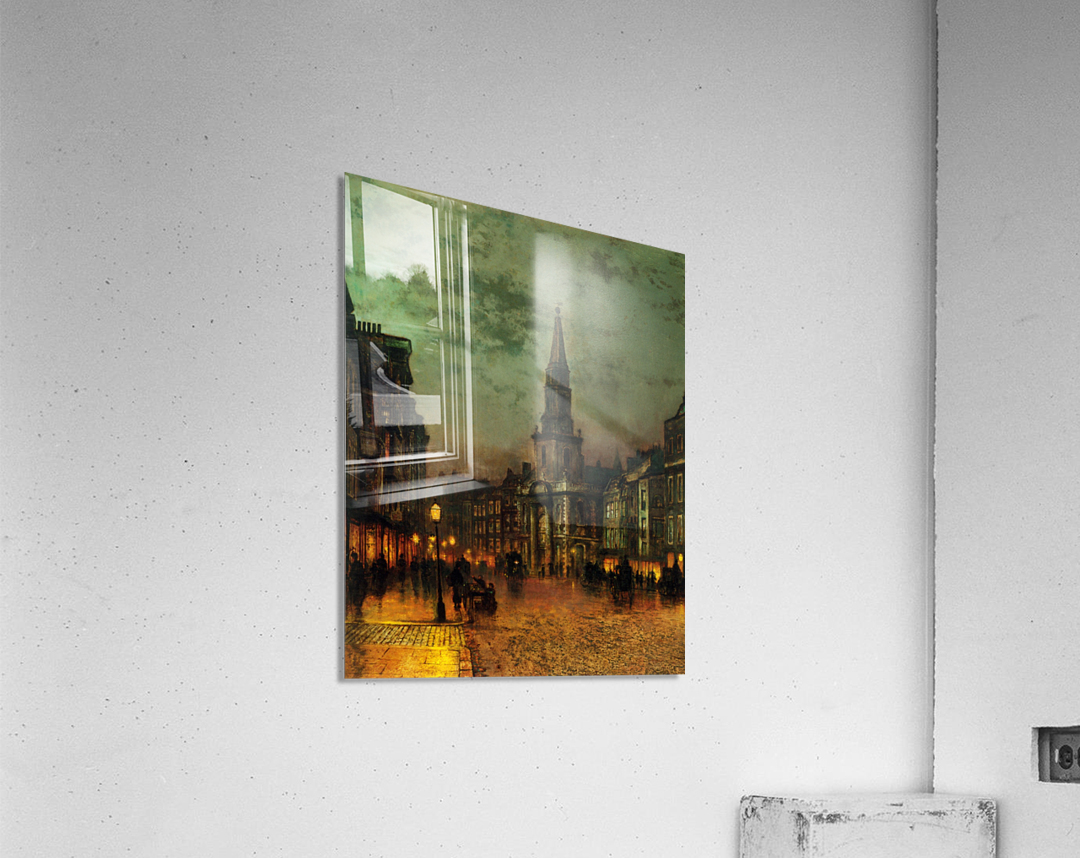 Blackman Street, London  Acrylic Print