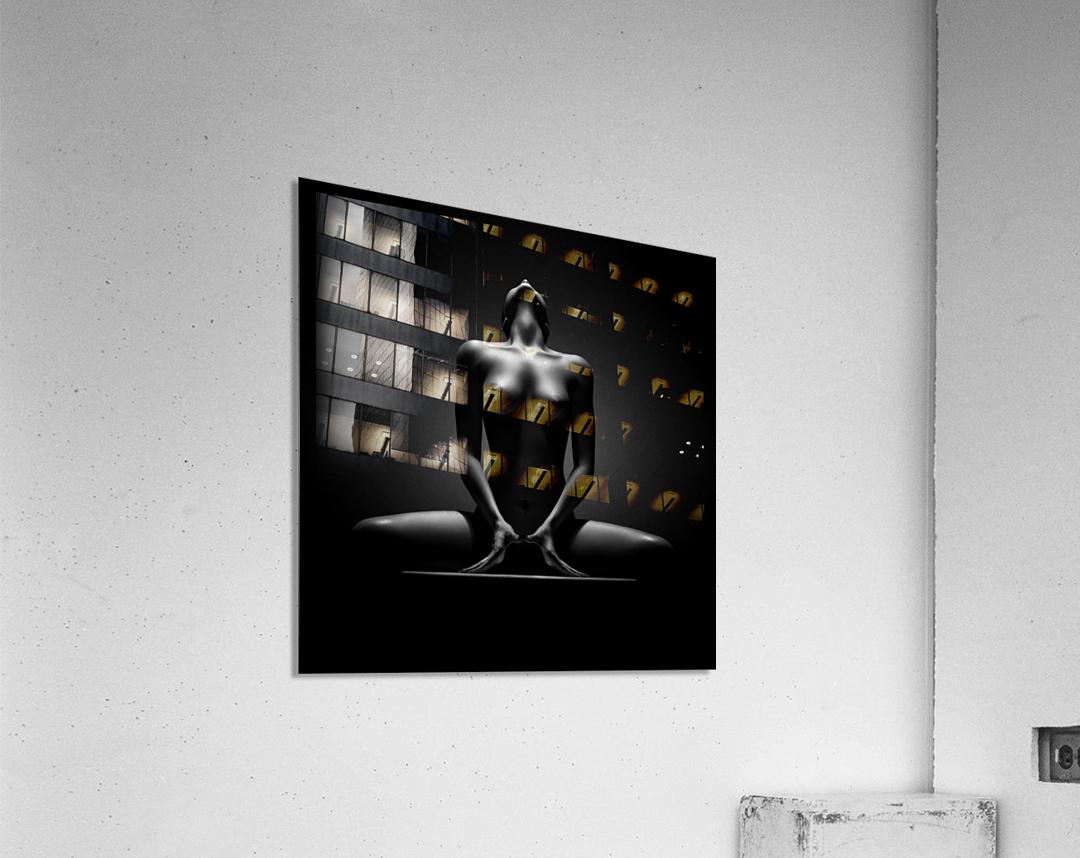 Nude woman fine art 23  Acrylic Print