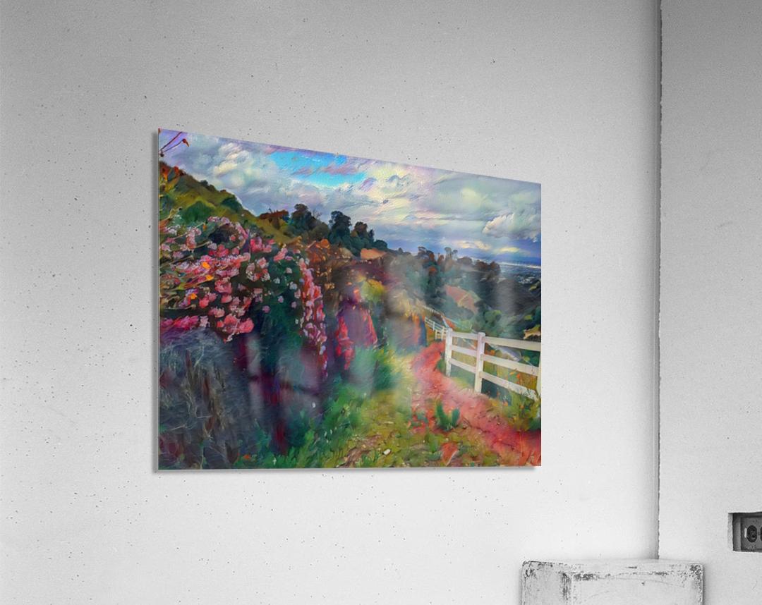 Rollings hills  Acrylic Print