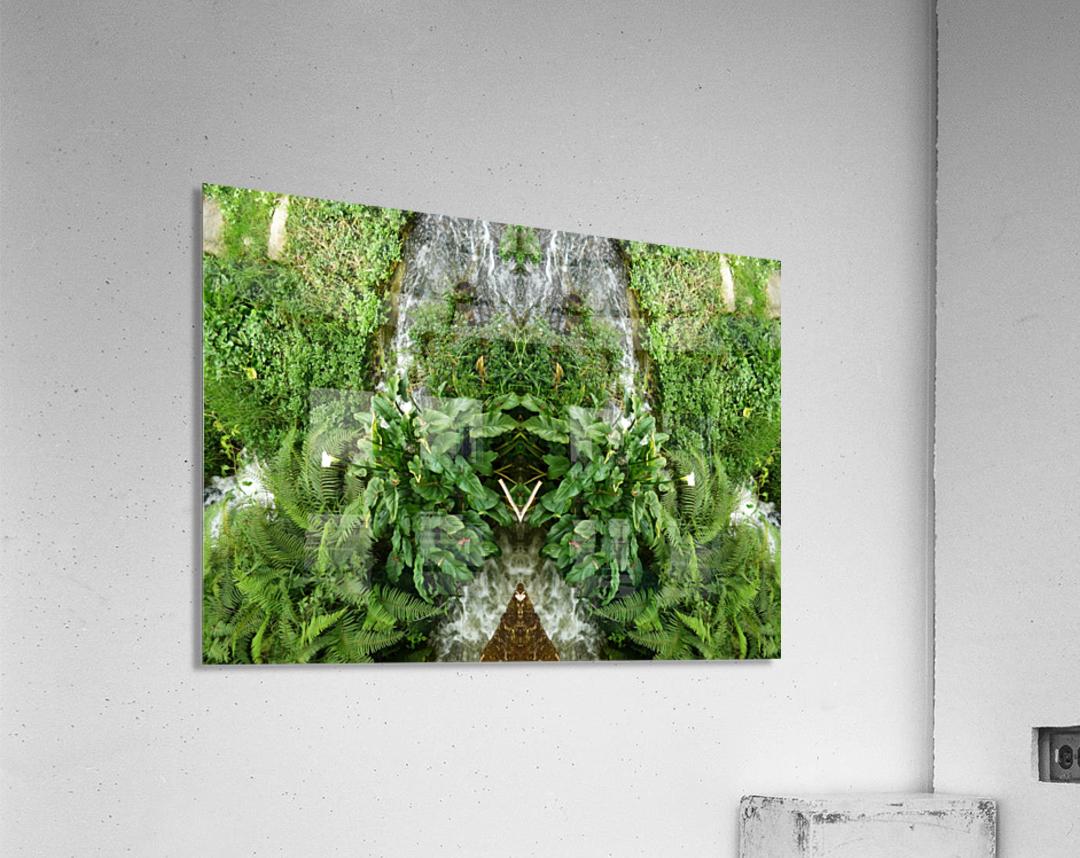 green4  Acrylic Print