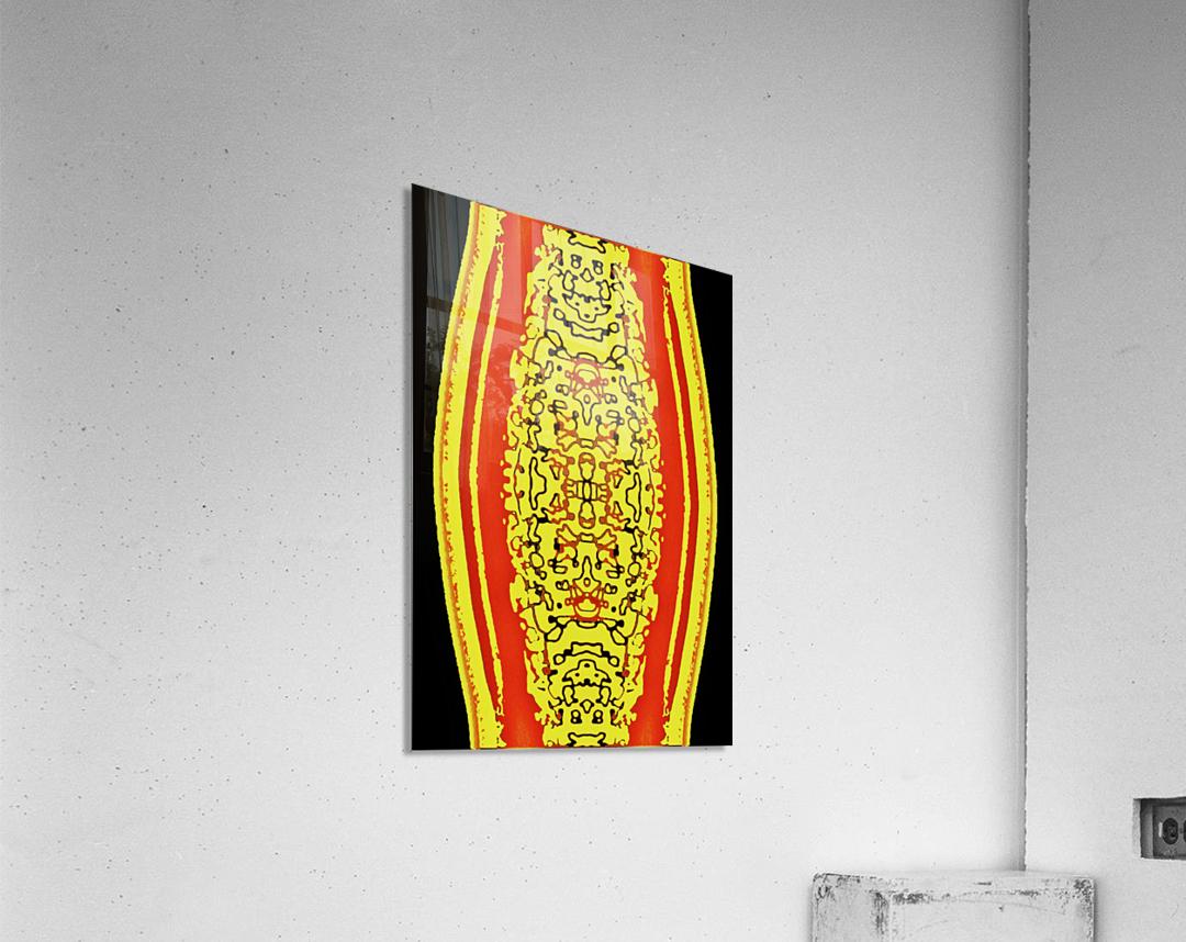 LINGAMS 1232   Acrylic Print