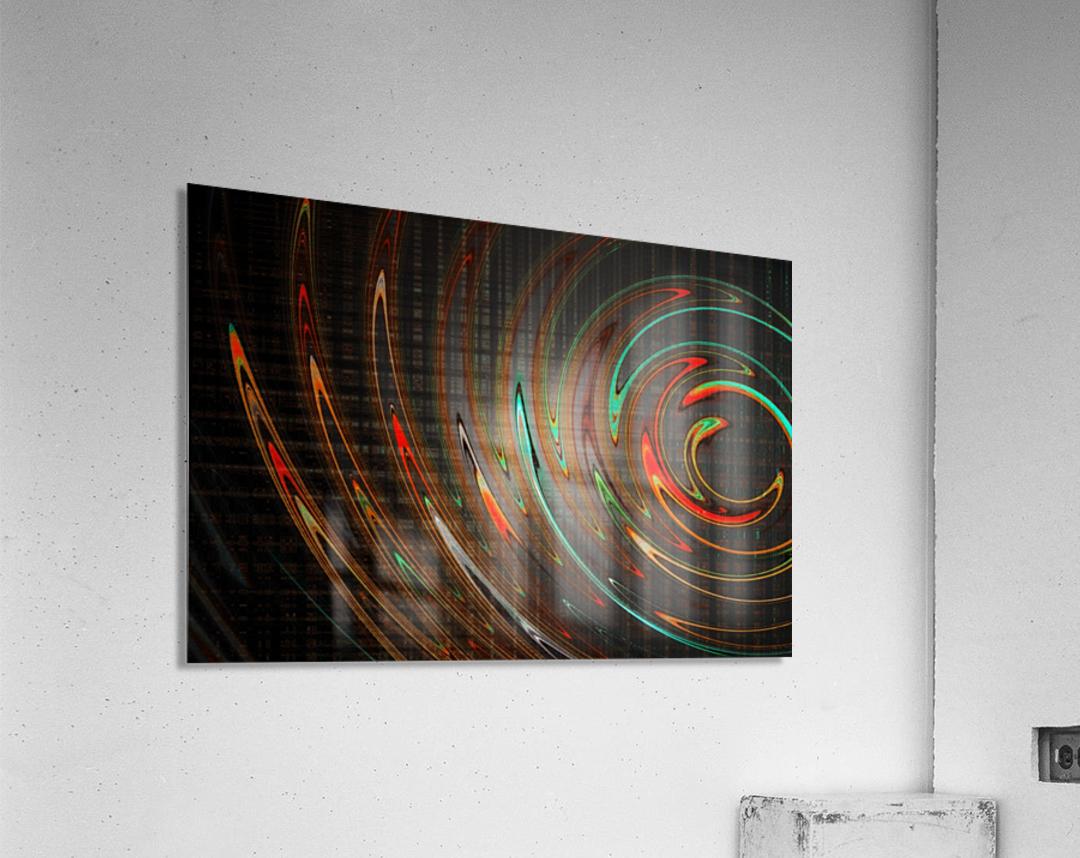 REDBONE  Acrylic Print