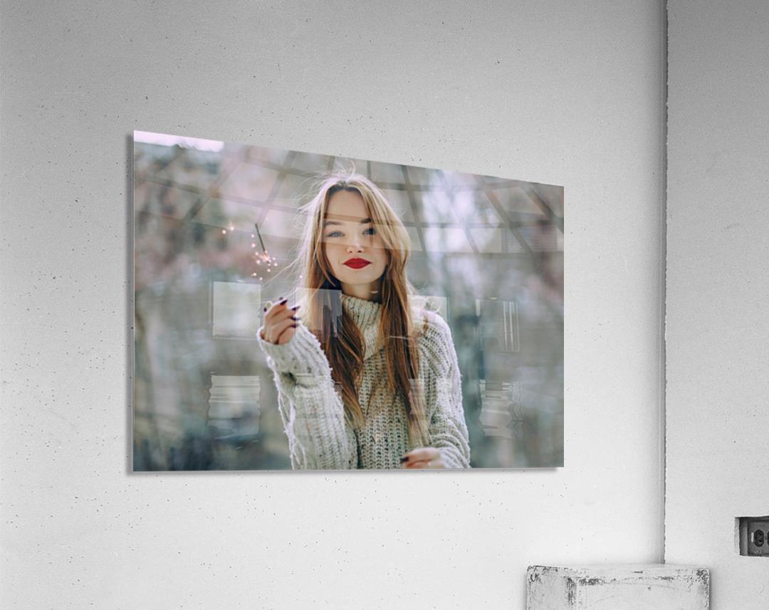 Asia date  Acrylic Print