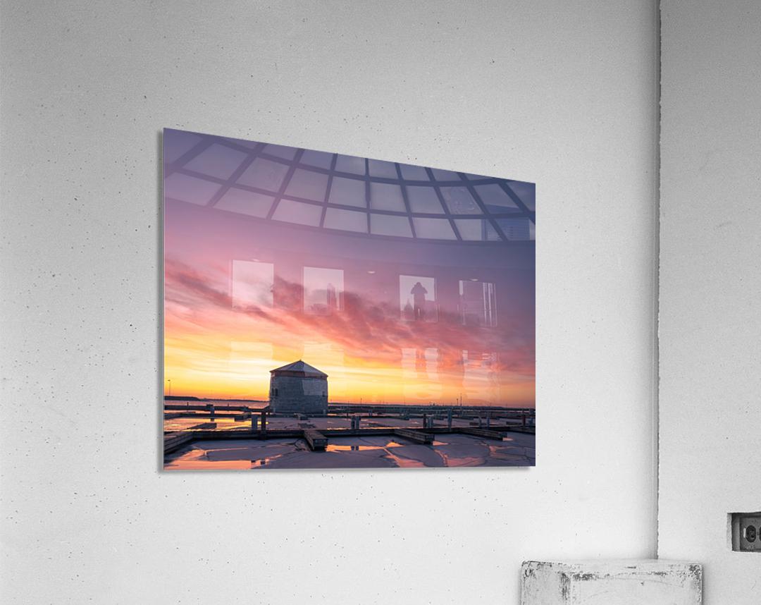 Martello  Acrylic Print