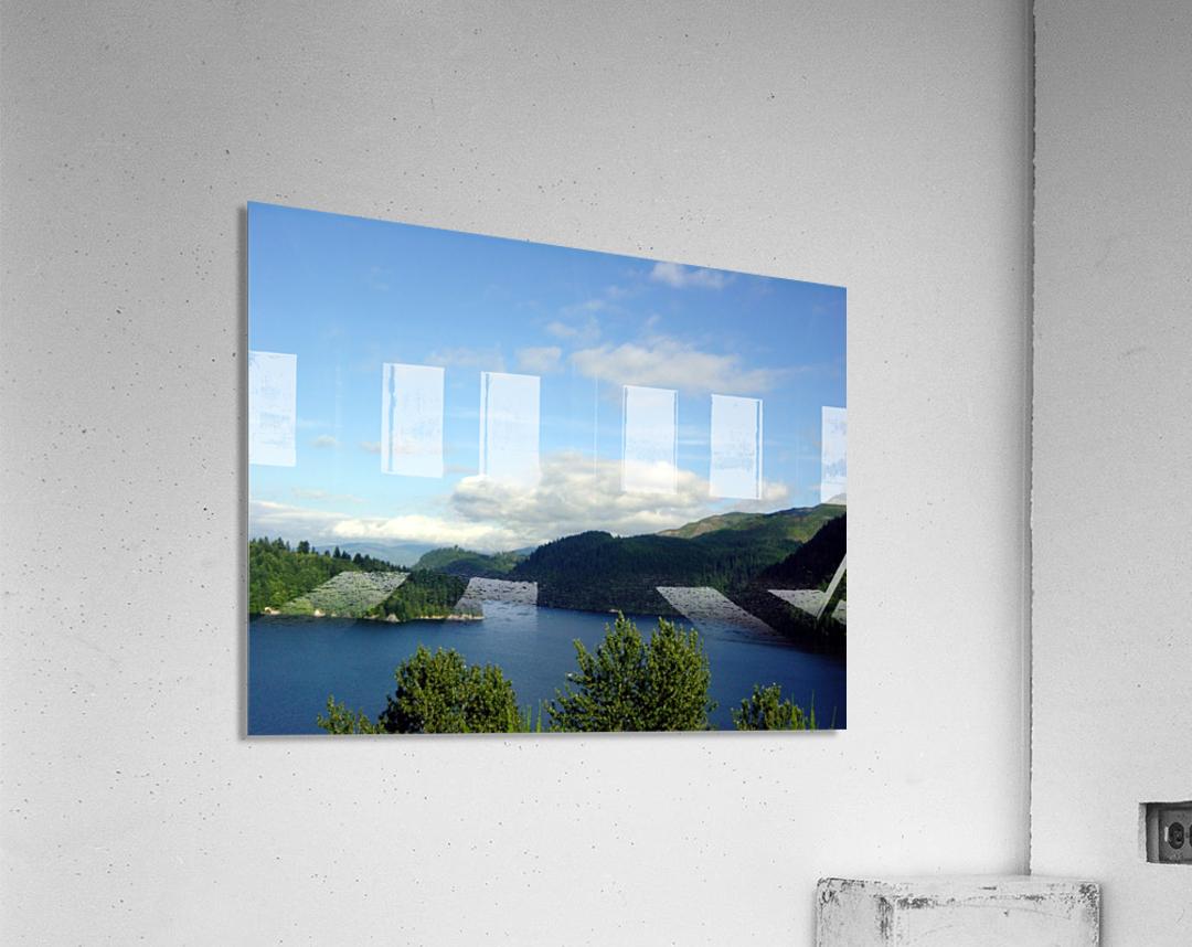 Pacific Northwest Splendor  Acrylic Print