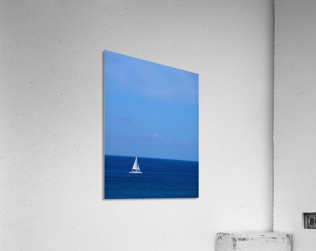 Blue Day  Acrylic Print