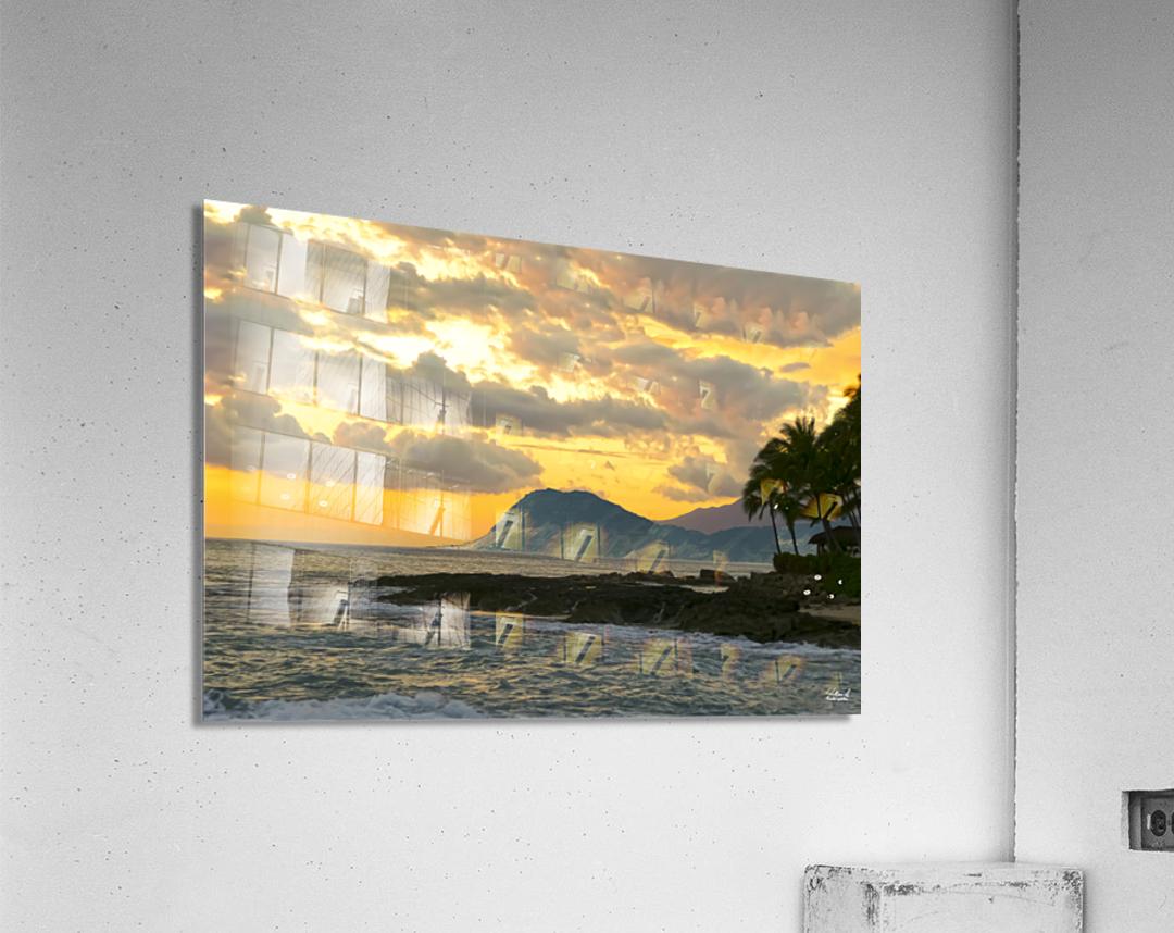 Beautiful Hawaii  Acrylic Print