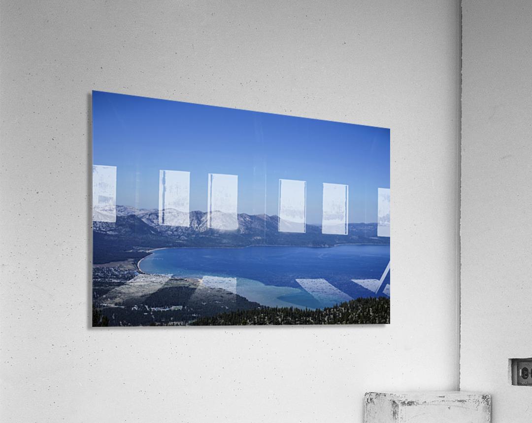 Lake Tahoe View  Acrylic Print