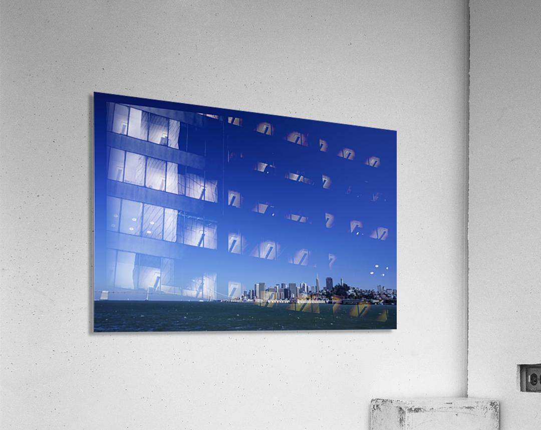 The Bay @ San Francisco  Acrylic Print