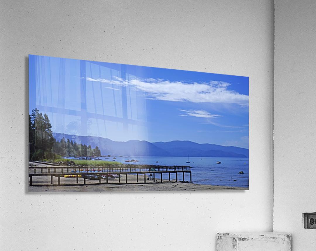 Spring at Lake Tahoe 1 of 7  Acrylic Print