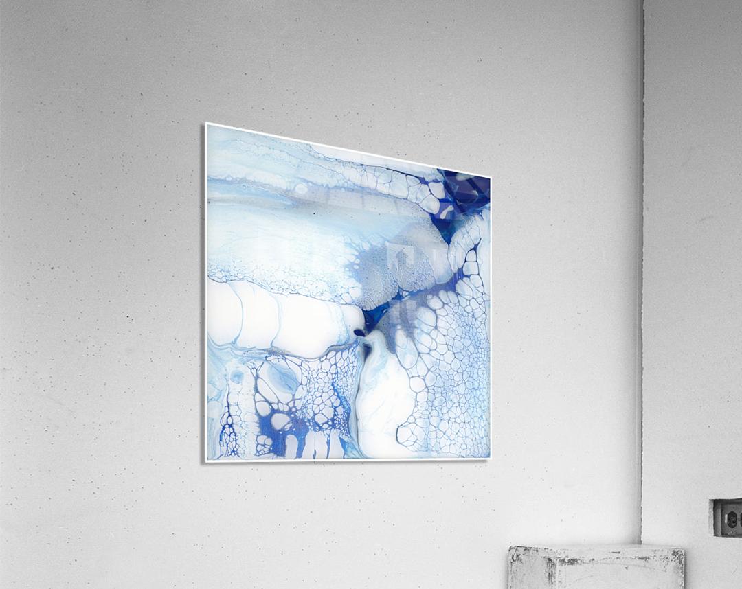 The Undoing  Acrylic Print