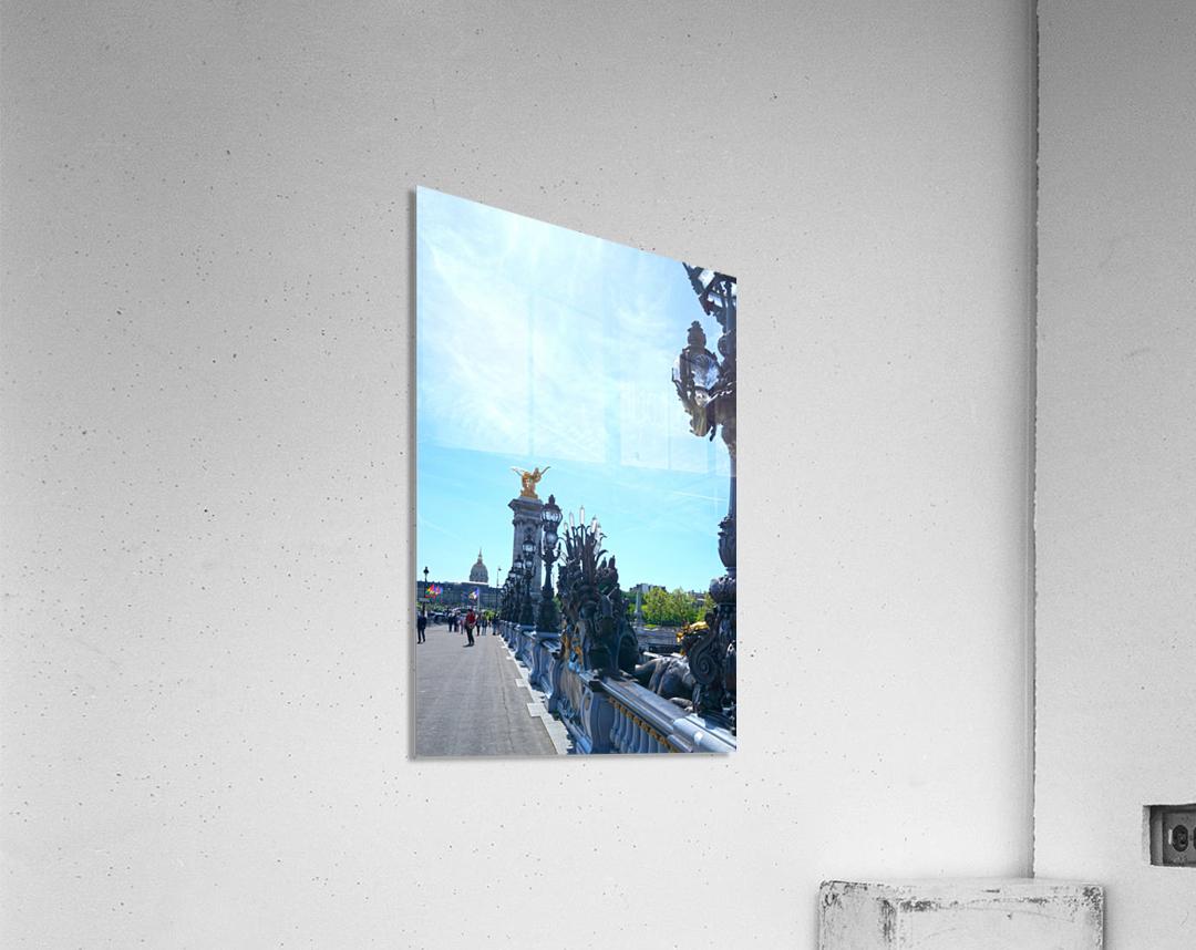Immortal Paris 4 of 7  Acrylic Print