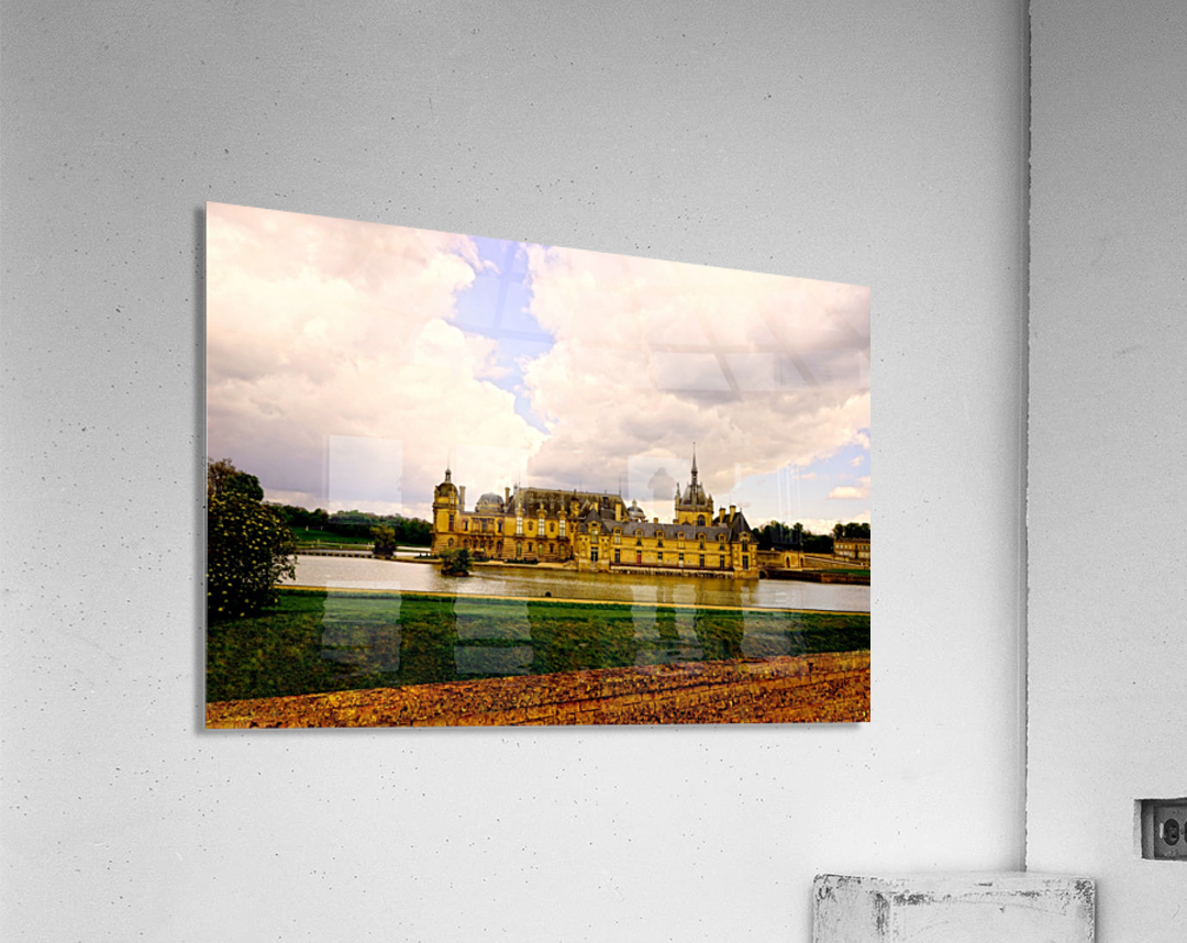 Chateaus of France  Acrylic Print
