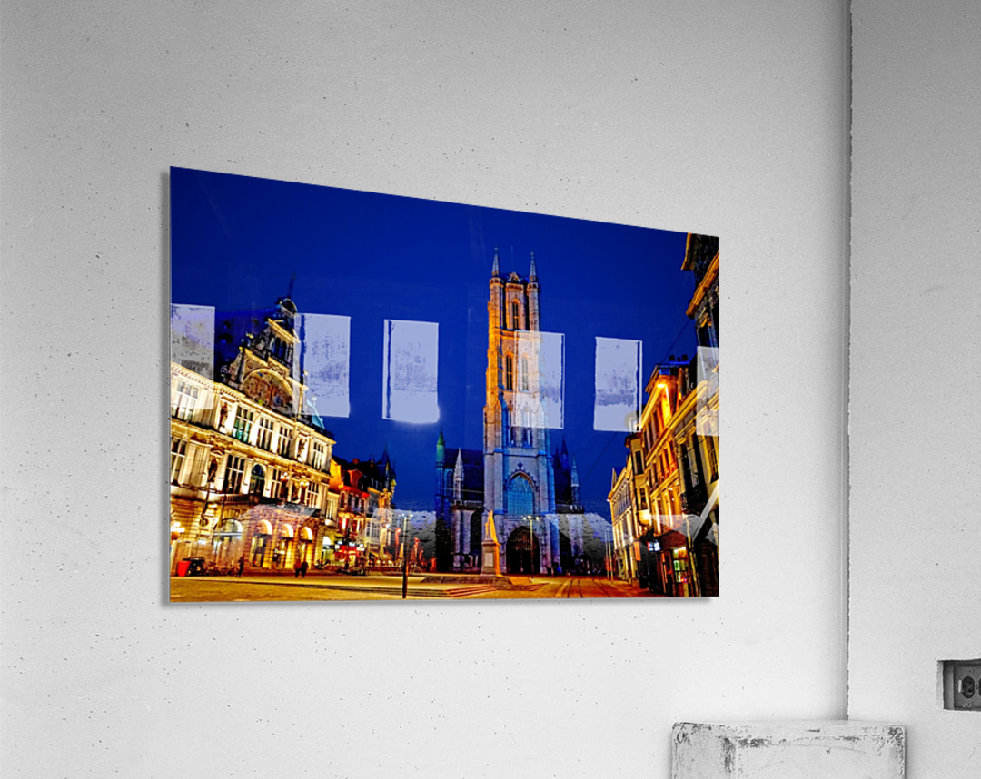 Beautiful Belgium 2 of 7  Acrylic Print