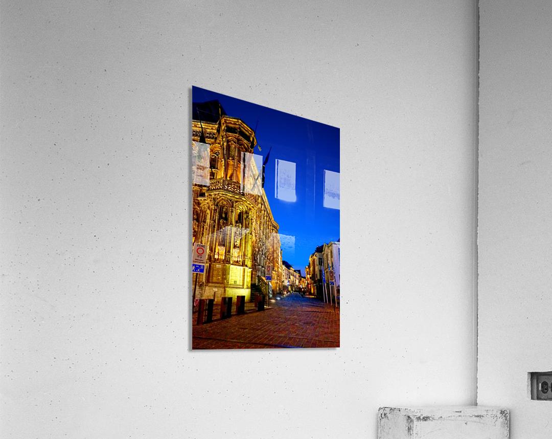 Beautiful Belgium 3 of 7  Acrylic Print
