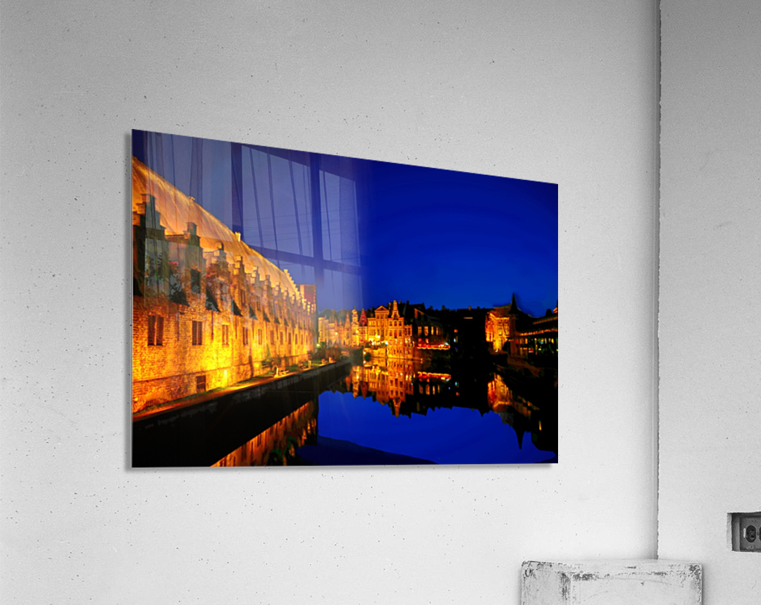 Beautiful Belgium 5 of 7  Acrylic Print