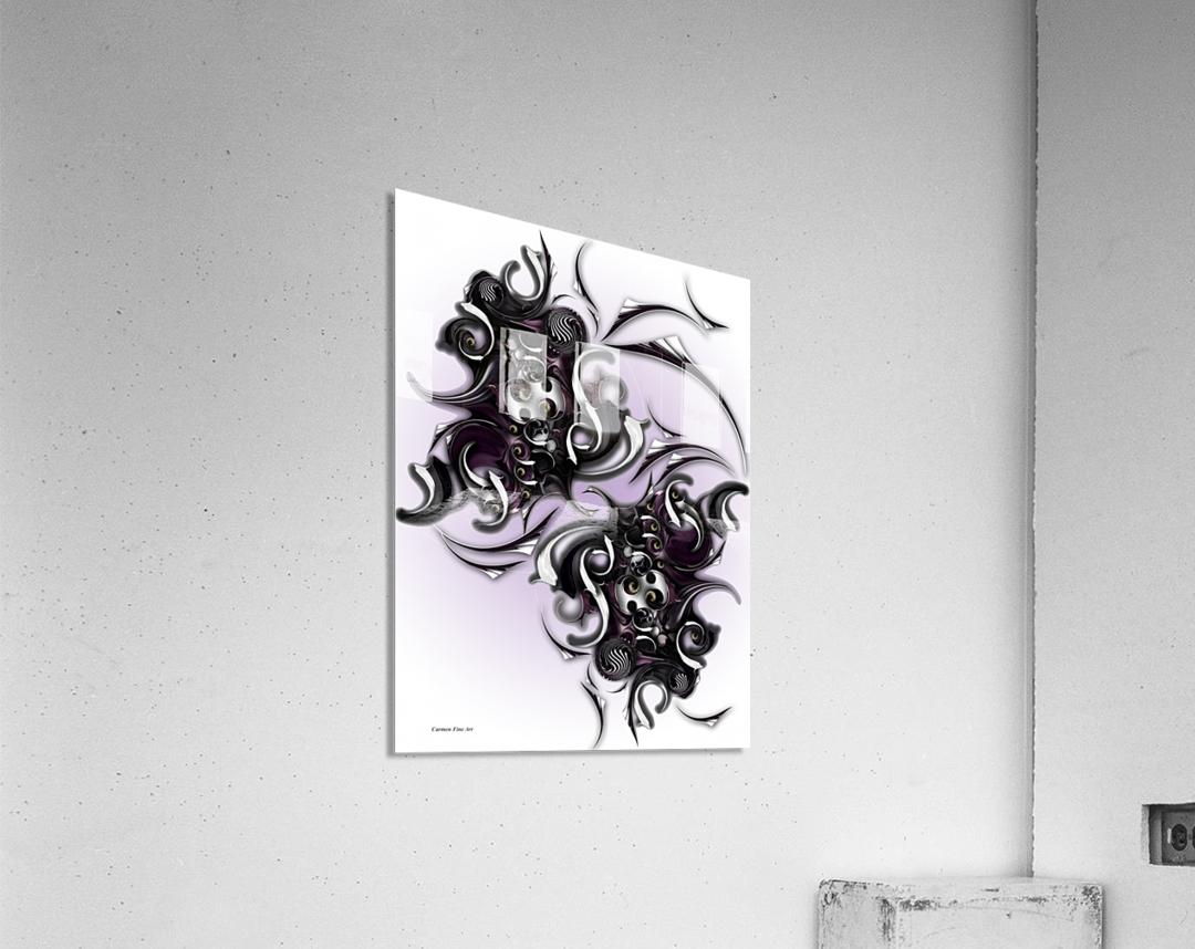 My Architectonic Illumination  Acrylic Print
