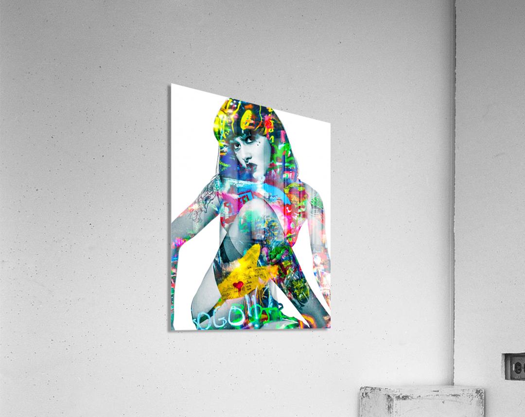 SUZANNE   Acrylic Print