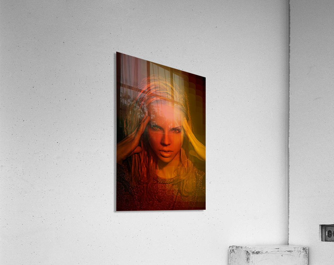 Do You Wanna Funk  Acrylic Print