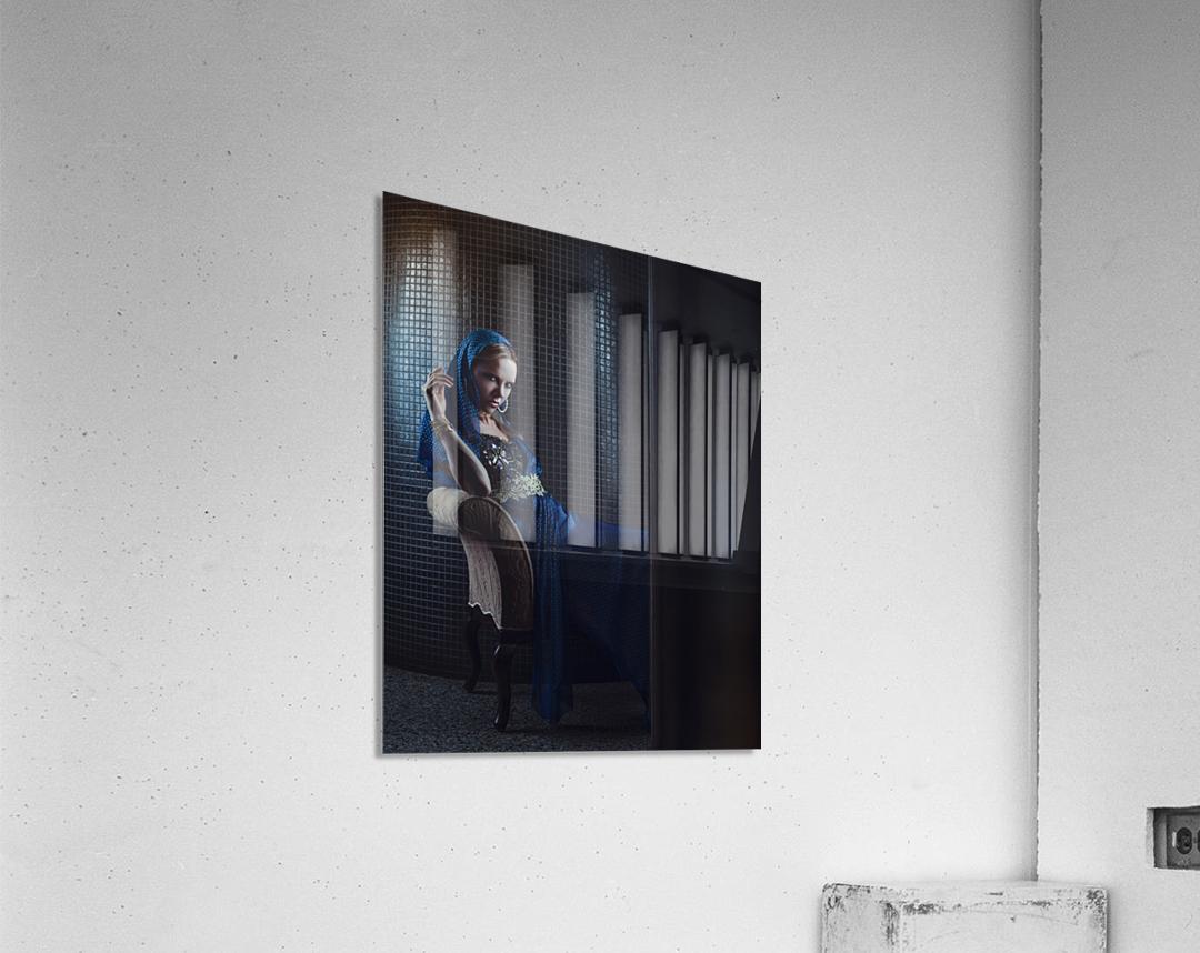 Gipsy  Acrylic Print