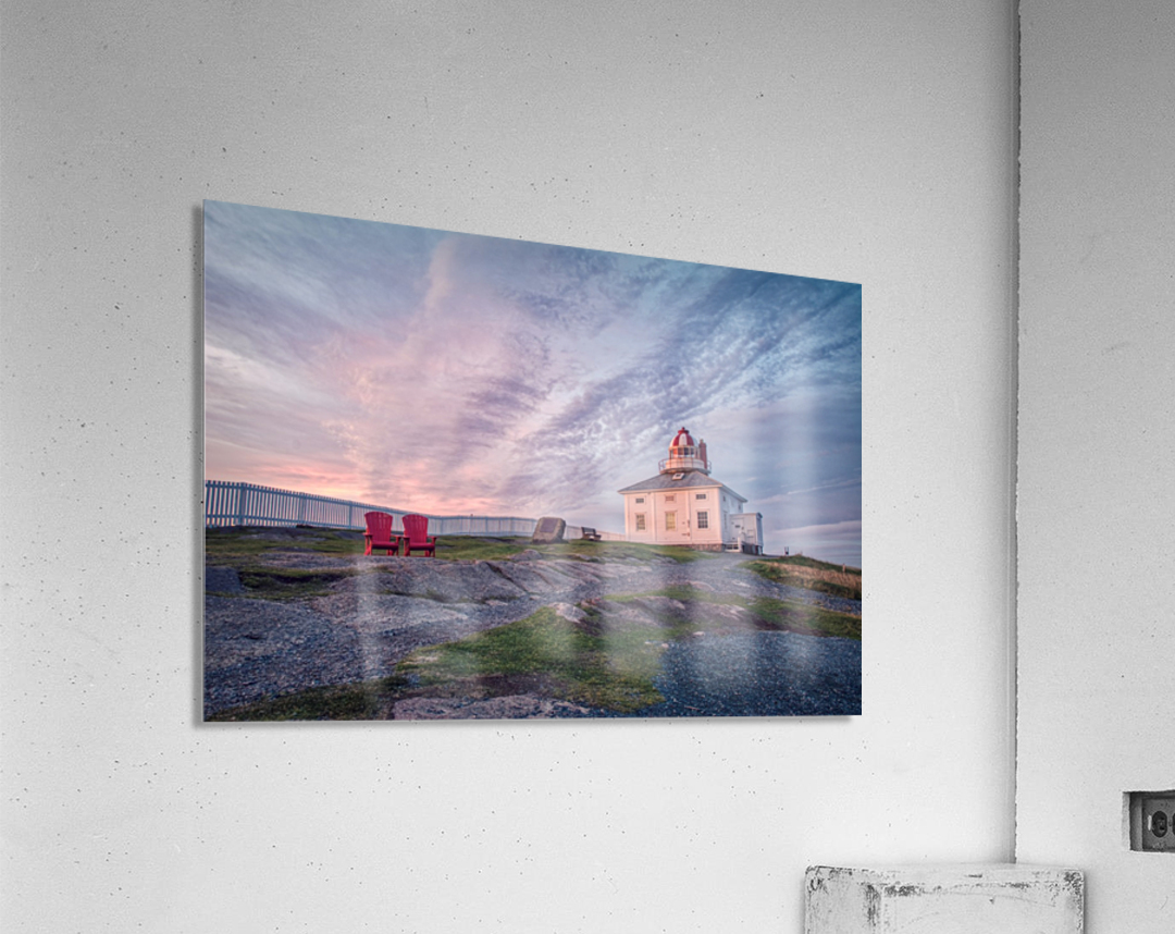 Cape Spear Sunrise  Acrylic Print
