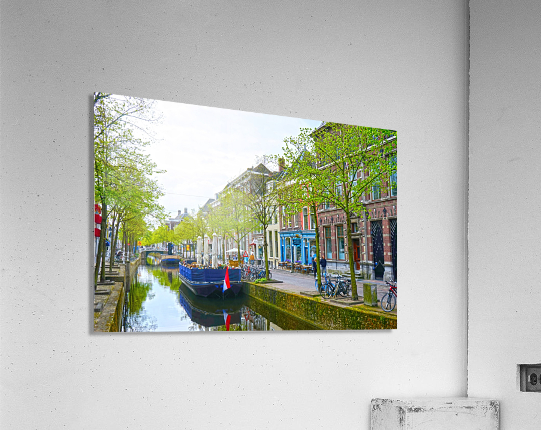A Dream of the Netherlands 3 of 4  Acrylic Print