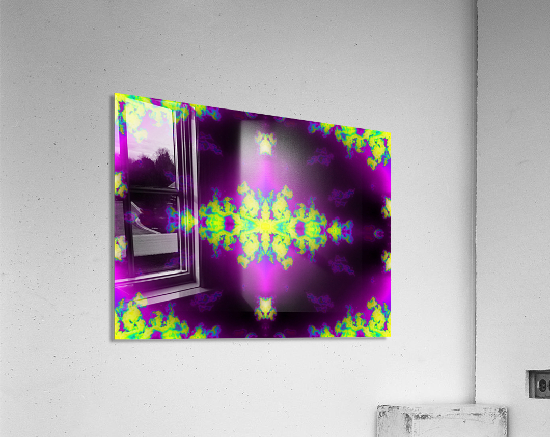 Portal  63   Acrylic Print
