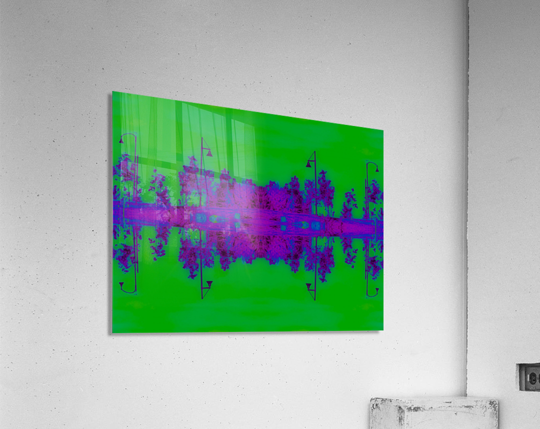 Portal  96   Acrylic Print