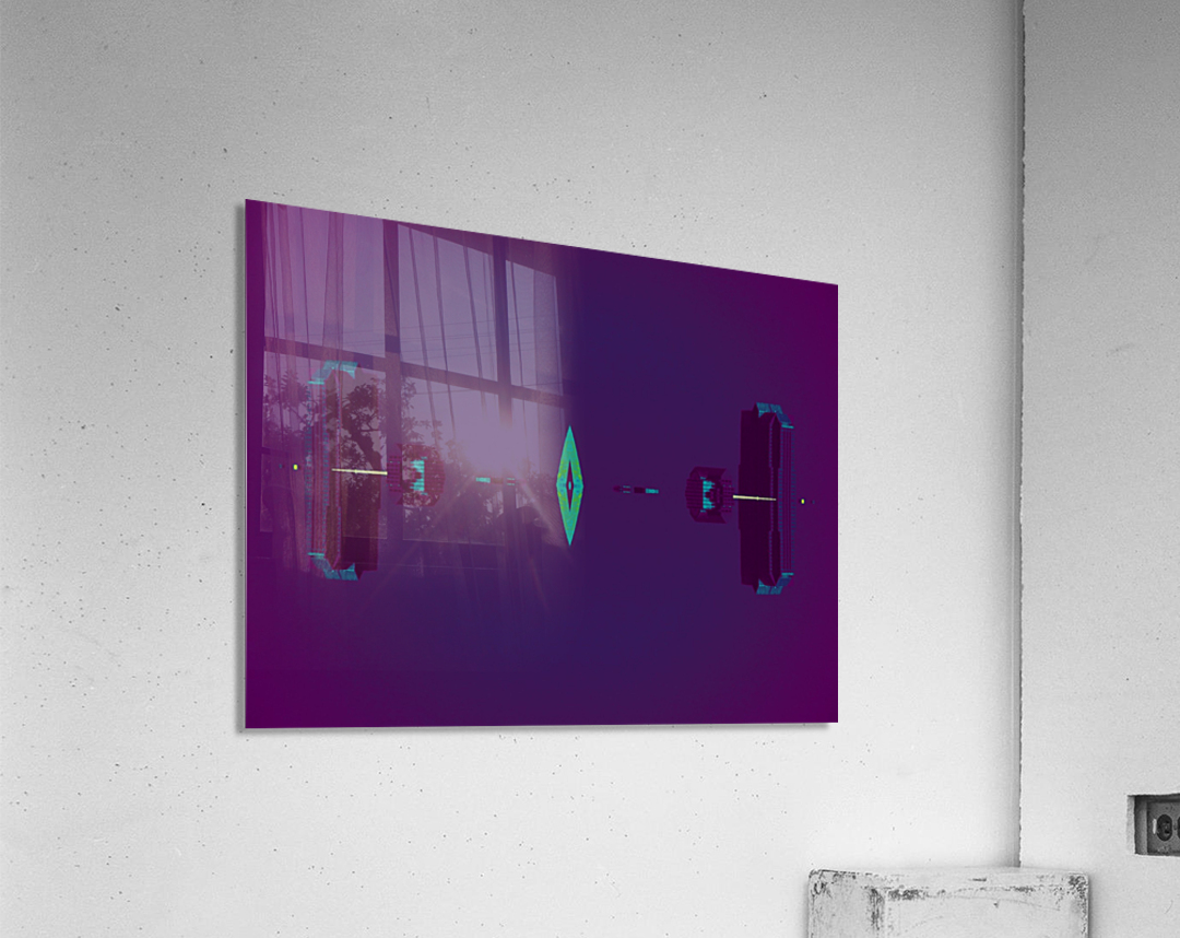 Portal  80   Acrylic Print