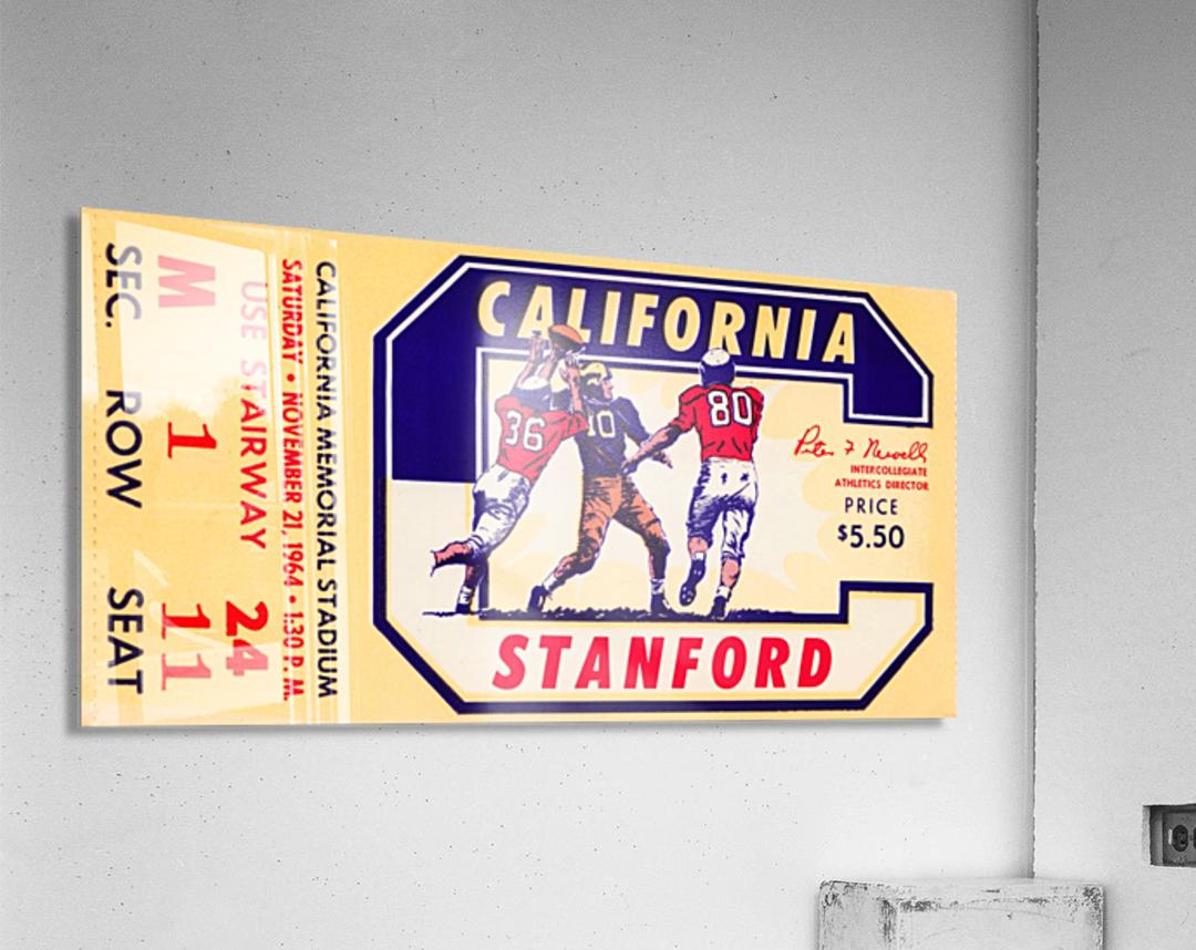 1964 California vs. Stanford  Acrylic Print