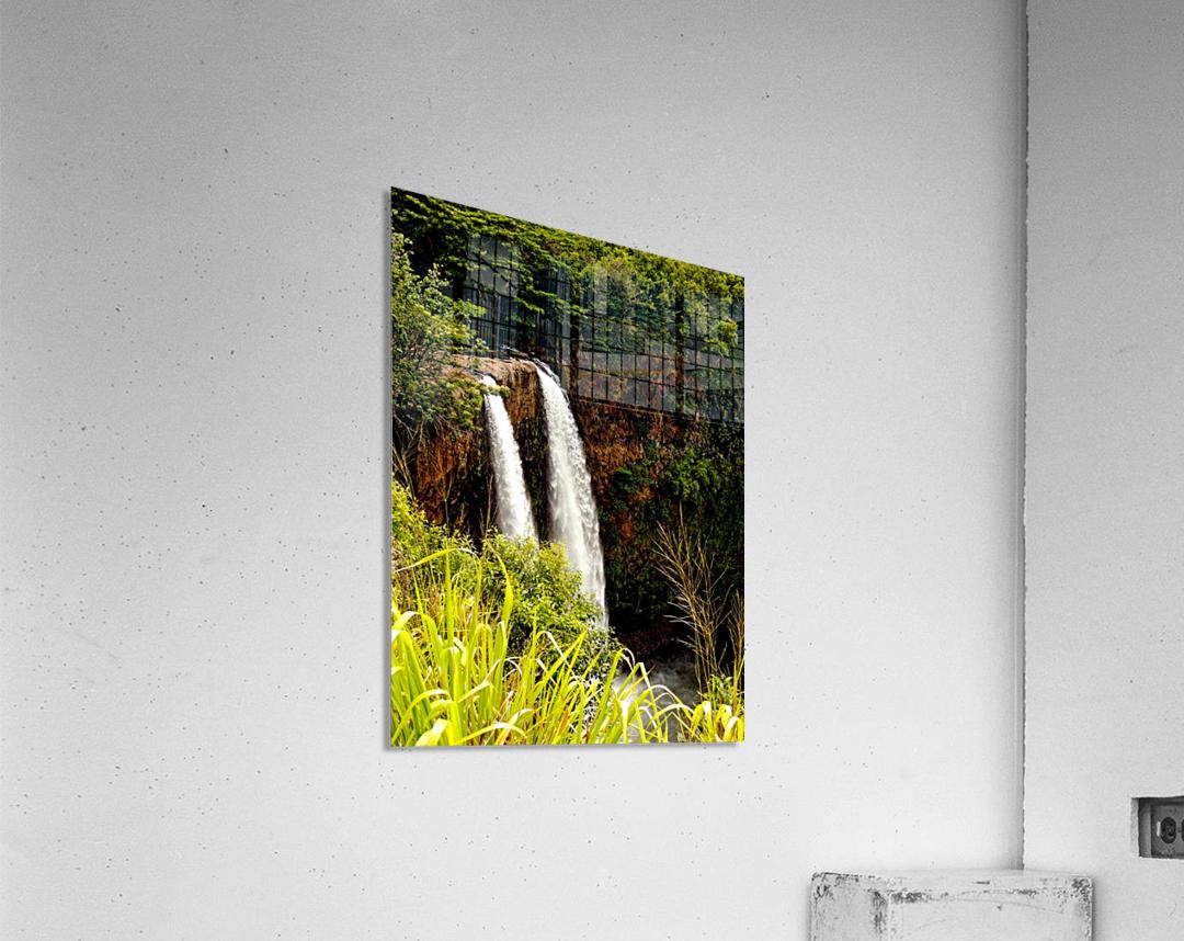 Kauai Waterfalls  Acrylic Print