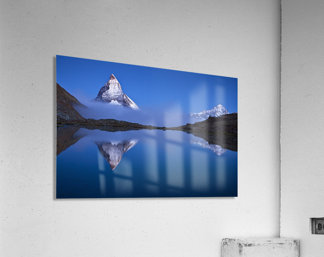 Night Mirror  Acrylic Print