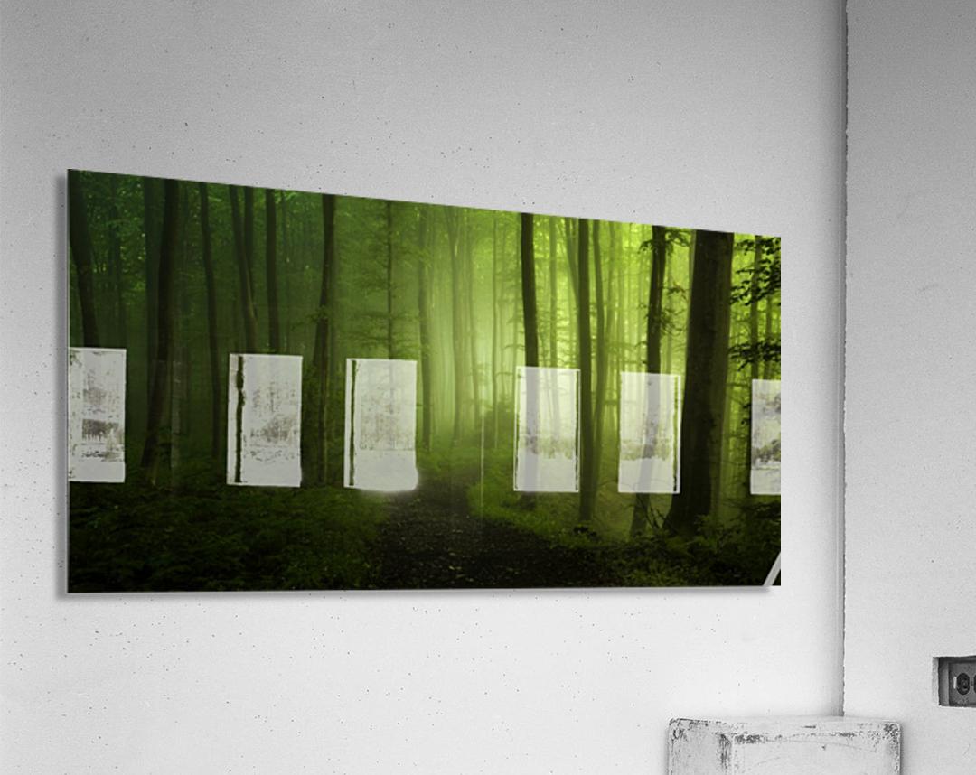 Spring Promise  Acrylic Print