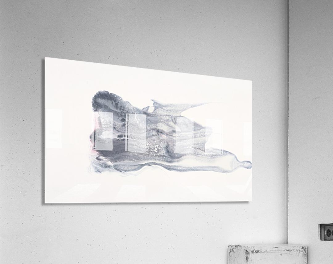 She Effervesces  Acrylic Print