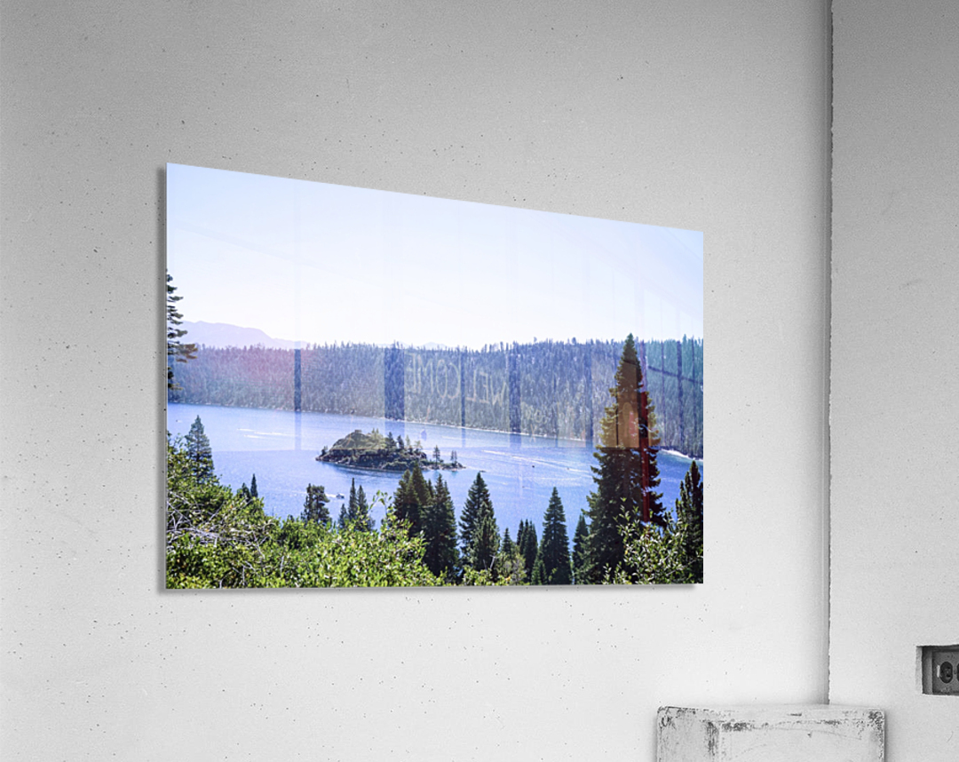 Secret View  Acrylic Print