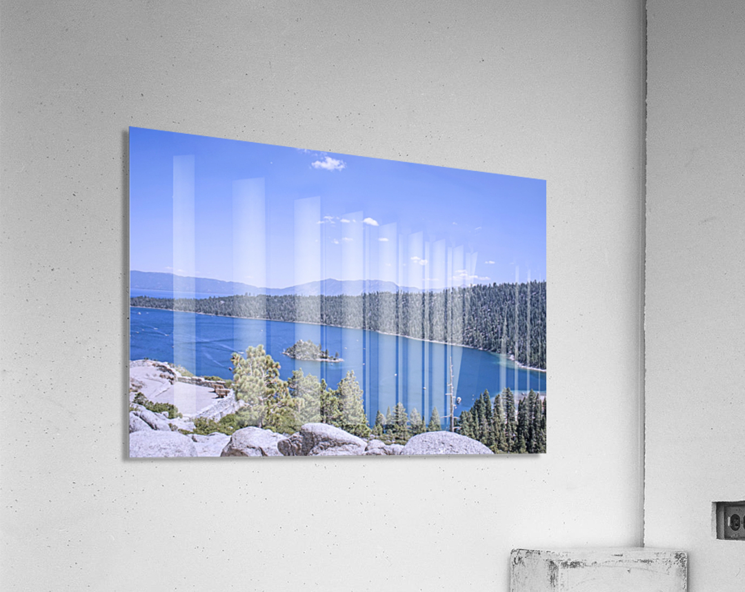 Out West 3 of 8  Acrylic Print